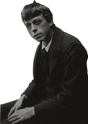 Robert Walser in 1899